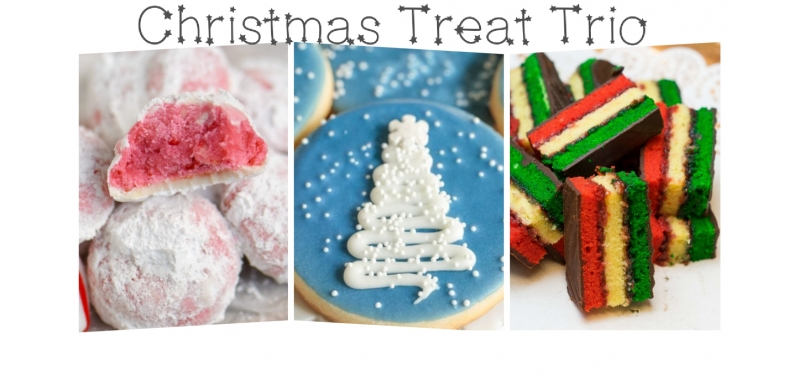 christmas treat trio