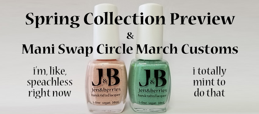 Spring 2020 Preview - mani swap circle cutoms