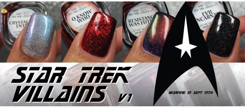 Star Trek Villains v1